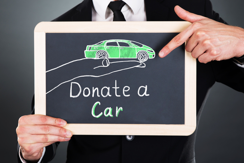 How to Donate Your Car to Charity and Earn a Tax Deduction
