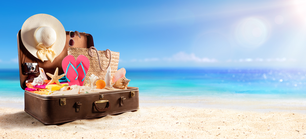 What to pack for a beach vacation?