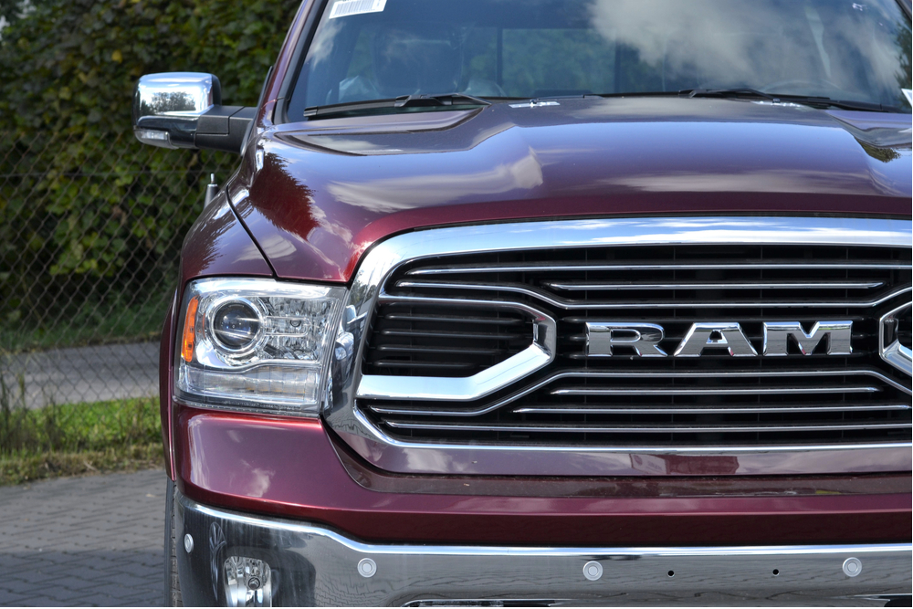 The Dodge Ram 1500 price