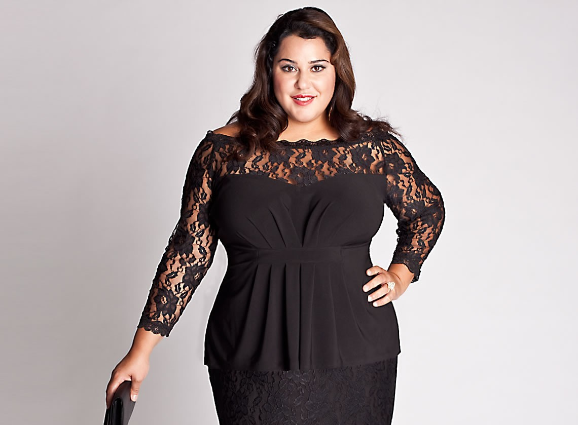 The Trendy Plus Size Clothing for Women