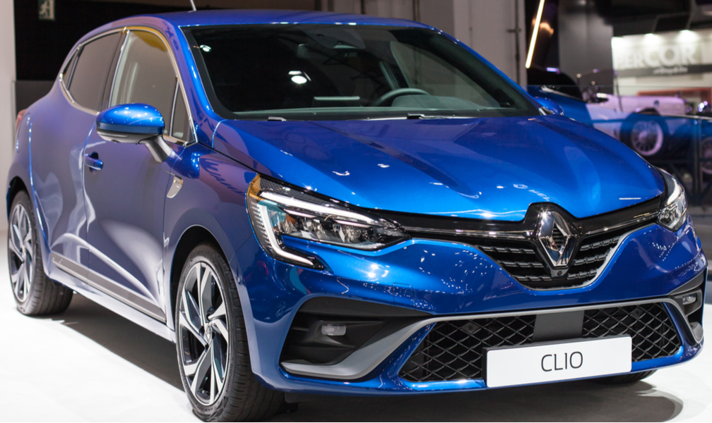 Renault Clio 2019. The New Model