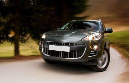 The 5 Best Luxurious Green SUV's