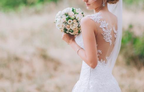 5 Online Stores For Wedding Dresses