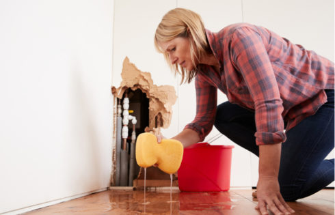 How To Fix A Flooded Basement DIY