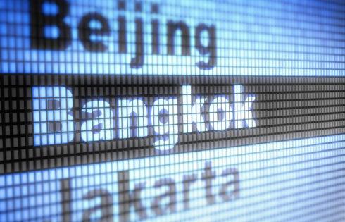 The best business class flights to Bangkok