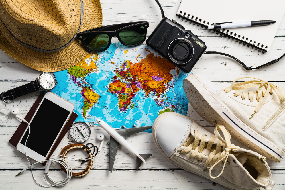 Top 5 Essentials for Traveling Abroad