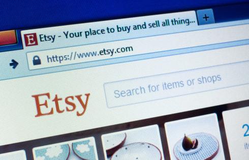 Top 5 Etsy Shops