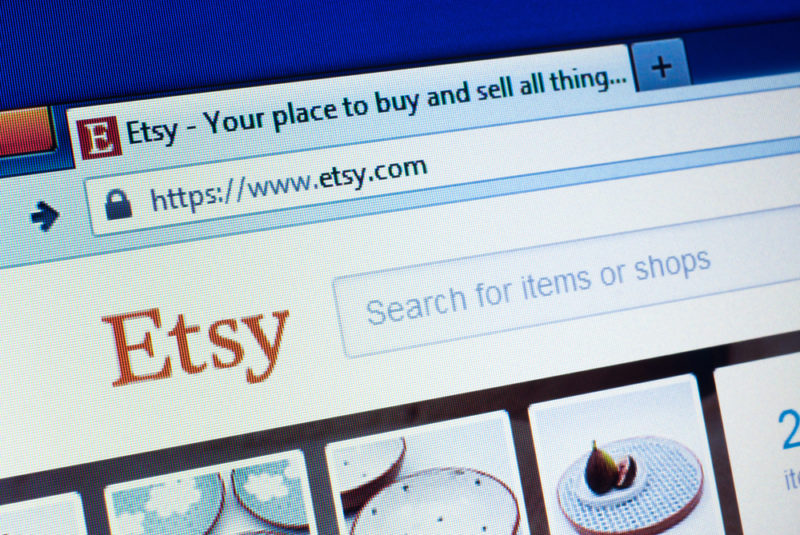 Top 5 Etsy Shops