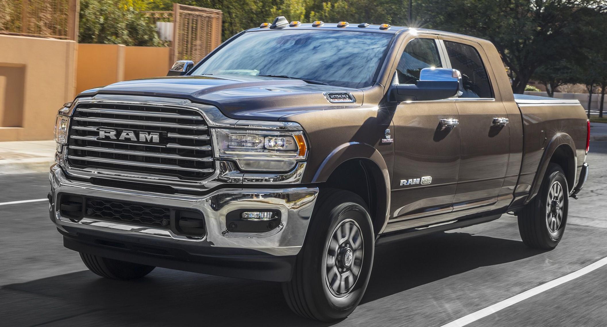 New Dodge Trucks >> Discover The New Dodge Ram Diesel